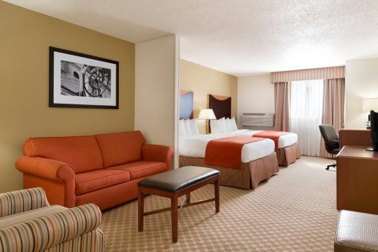 Country Inn & Suites By Carlson, Port Clinton : Suite