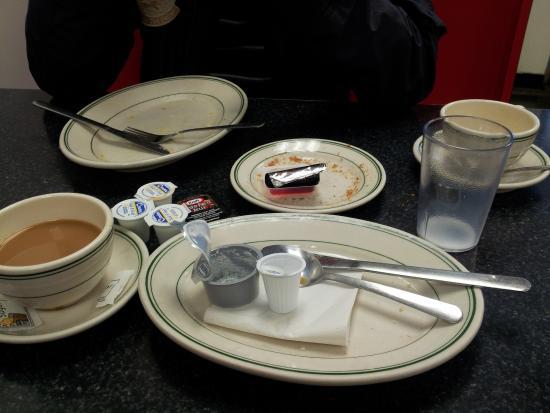 Ernie's Texas Lunch: finito!