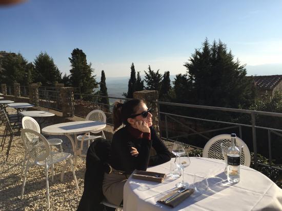 photo1.jpg - Picture of La Terrazza del Chiostro, Pienza - TripAdvisor