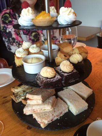 Tower Restaurant Edinburgh Afternoon Tea Review