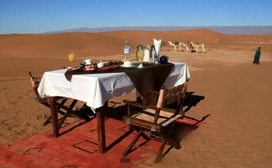 Morocco Excursion Bivouac