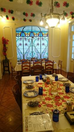 Hotel Casa Gonzalez: Comedor