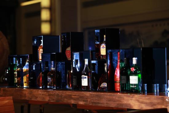 Yangjiang, Chiny: Beverage Selection