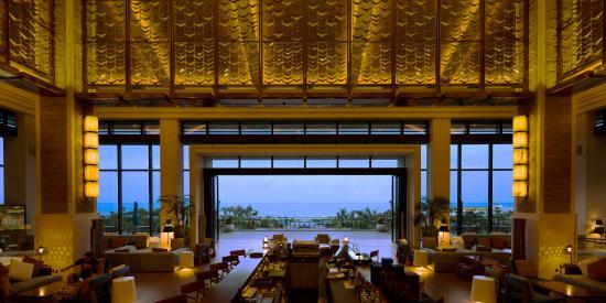 Yangjiang, China: Lobby Lounge