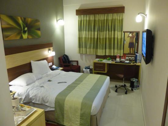 Pokoj Picture Of Citymax Hotels Bur Dubai Dubai