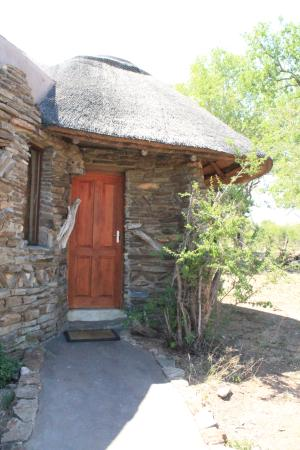 Impodimo Game Lodge: Separate accomodations for everyone...