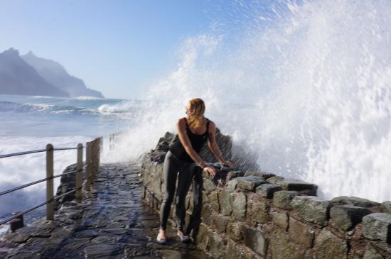 Playa de Benijo, Almaciga - zdjęcie: Be careful, it can be dangerous. - TripA...