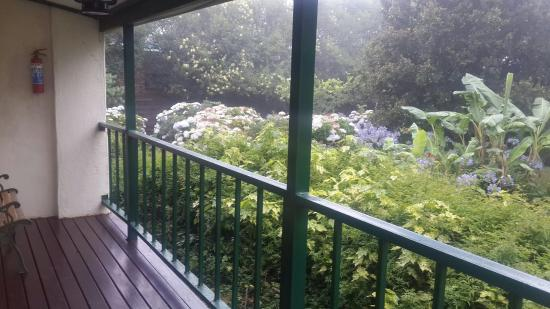Balcony - Log Cabin & Settlers Village Image