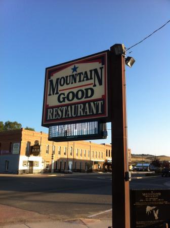 Boulder, Montana: Mountian Good Resturant in Boulder Montana