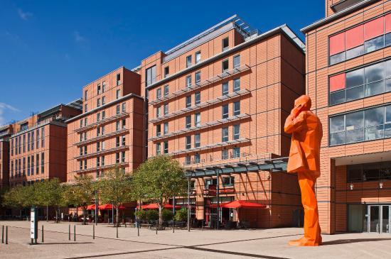 Photo of Hotel Crowne Plaza Lyon - Cité Internationale