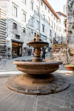 Fontana del Bargello: La fontana