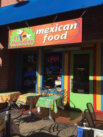 Eel Palomar Mexican restaurant