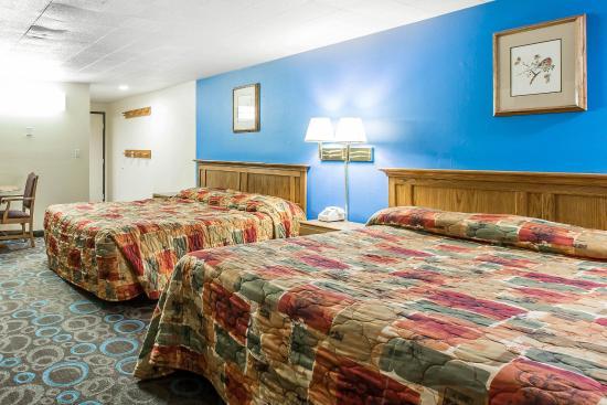 Rodeway Inn dba Wildwood Inn: Guest room