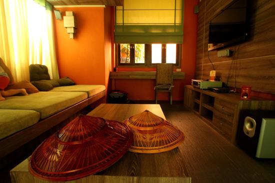Samui Jean Resort : Jean apartment, ingresso