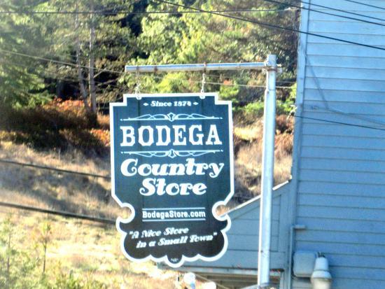 Bodega Country Store, Bodega Hwy, Bodega, CA