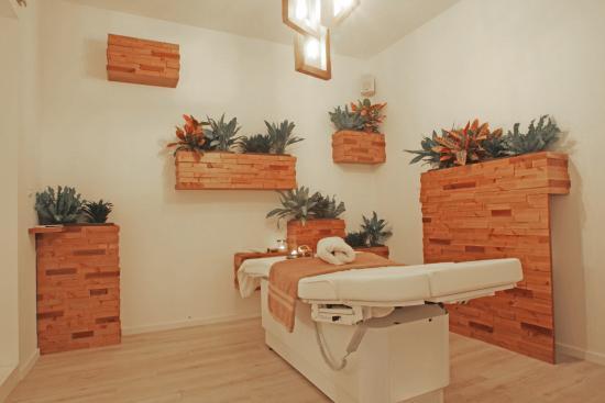 Suenso Spa: Massage Room
