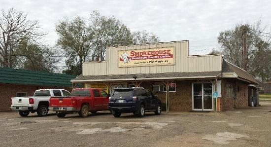 Smokehouse Restaurant: Smokehouse - Henderson TX