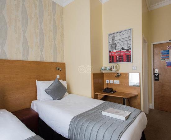 Room 317 Bild från The Hoxton, Shoreditch, London