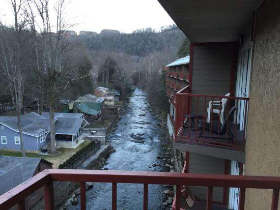 River view picture of baymont inn suites gatlinburg on for The baymont