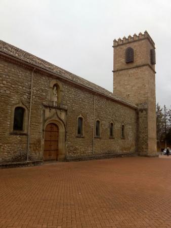 Villanueva del Arzobispo, España: Santuario de Nuestra Señora de la Fuensanta