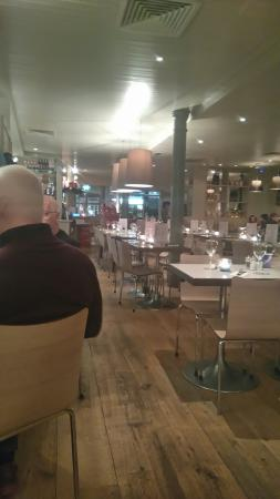 Carluccio's - Chester: Not much open New Years day