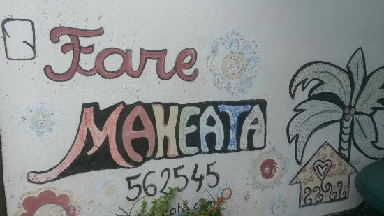 Fare Maheata