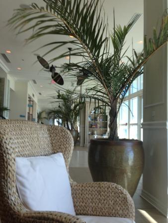 Lobby picture of margaritaville beach hotel pensacola for Margaritaville hotel decor