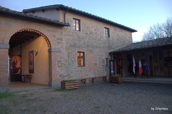 Vicchio, Italië: La casa dove è nato Giotto