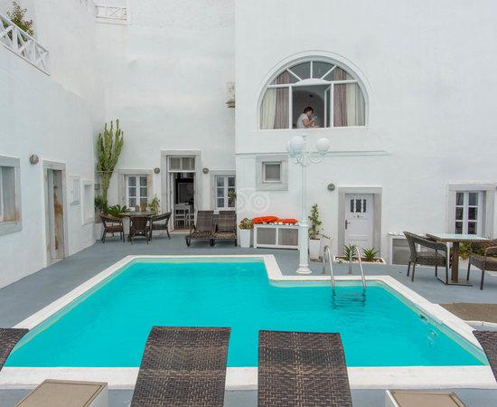 nomikos villas hotel santorin fira voir les tarifs 18 avis et 664 photos tripadvisor. Black Bedroom Furniture Sets. Home Design Ideas
