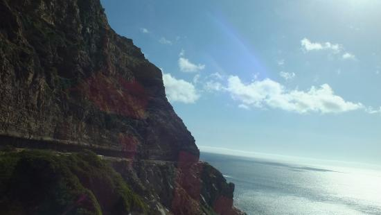 Taste the Cape Travel & Tours - Day Tours: rock formation