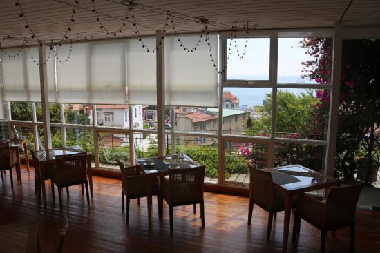 Zerohotel: Great View having Dinner