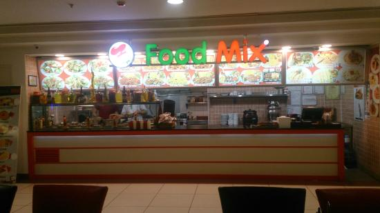 Food Mix Restaurant