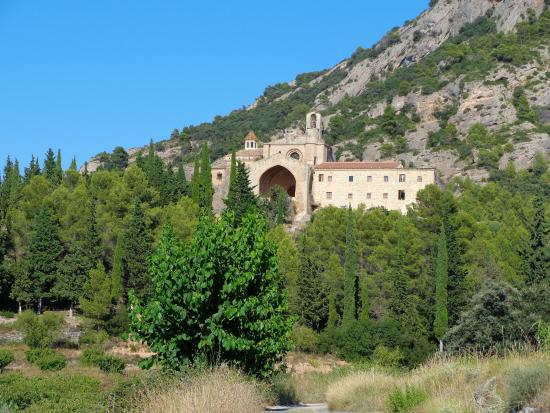 Monestir de Sant Salvador d'Horta