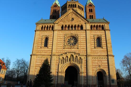 Enkelt tatt Speyer