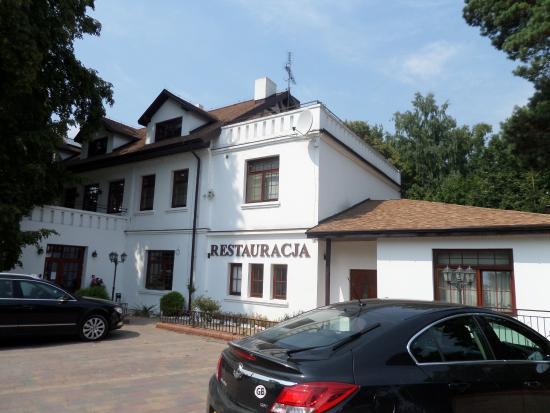 Dworek Bialy Domek: Hotel