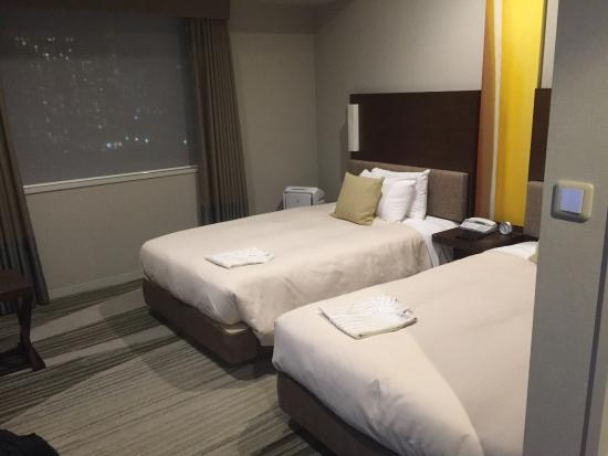 area map provided in room picture of hotel sunroute ariake koto rh tripadvisor ie