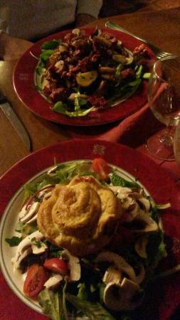 La Chatre, Frankreich: Très bon plats avec beaucoup de goût. Restaurant chaleureux et convivial. À conseiller pour tous