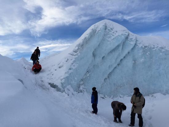 Sutton, AK: Glacier