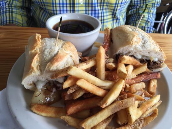 Brooksville, FL: Brisket Sandwich