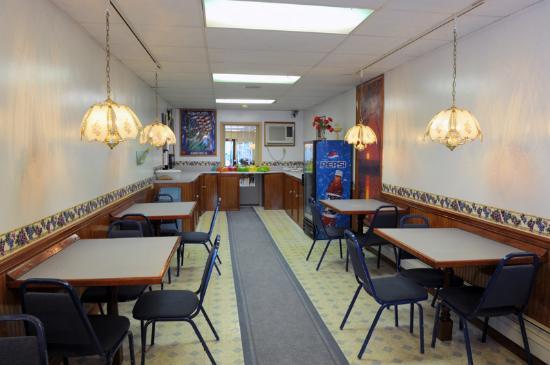Somerset, بنسيلفانيا: Breakfast Room