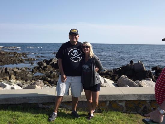 Kennebunkport, ME: US and the ocean
