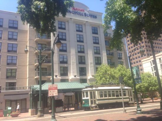 Foto de SpringHill Suites Memphis Downtown