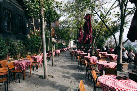 το καφέ - Photo de Pierre Loti Cafe, Istanbul - Tripadvisor