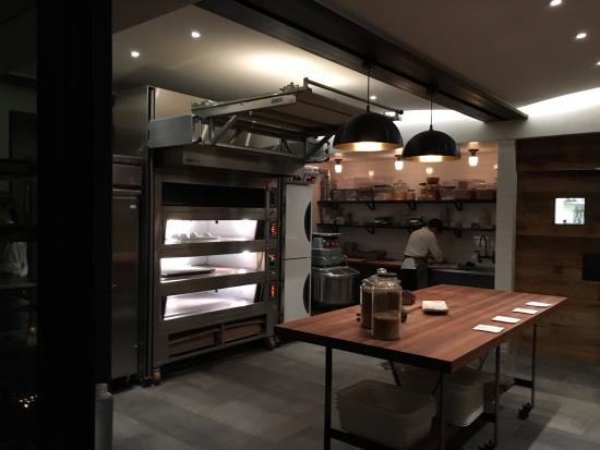 Blue Hill At Stone Barns: Touring The Bakery