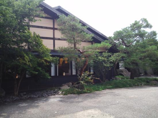 Mantennoyu, Toyama