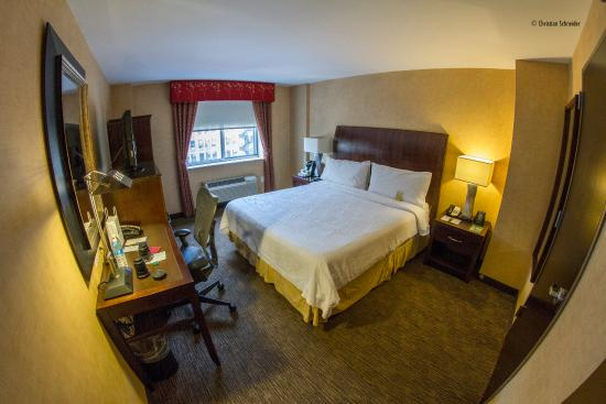 HGI Manhattan Chelsea Picture of Hilton Garden Inn New York