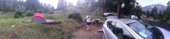 Aspenglen Campground: photo1.jpg