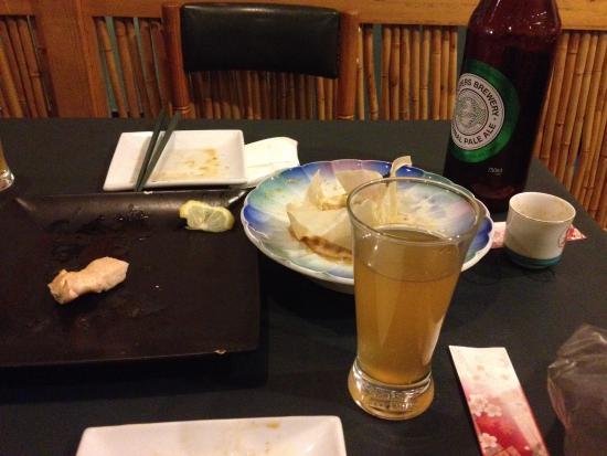 Jun: まさに日本の味