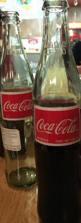 Rupert, ไอดาโฮ: Bottled Mexican Coca Cola