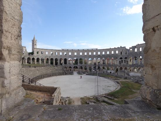 The Arena in Pula: Pula Arena